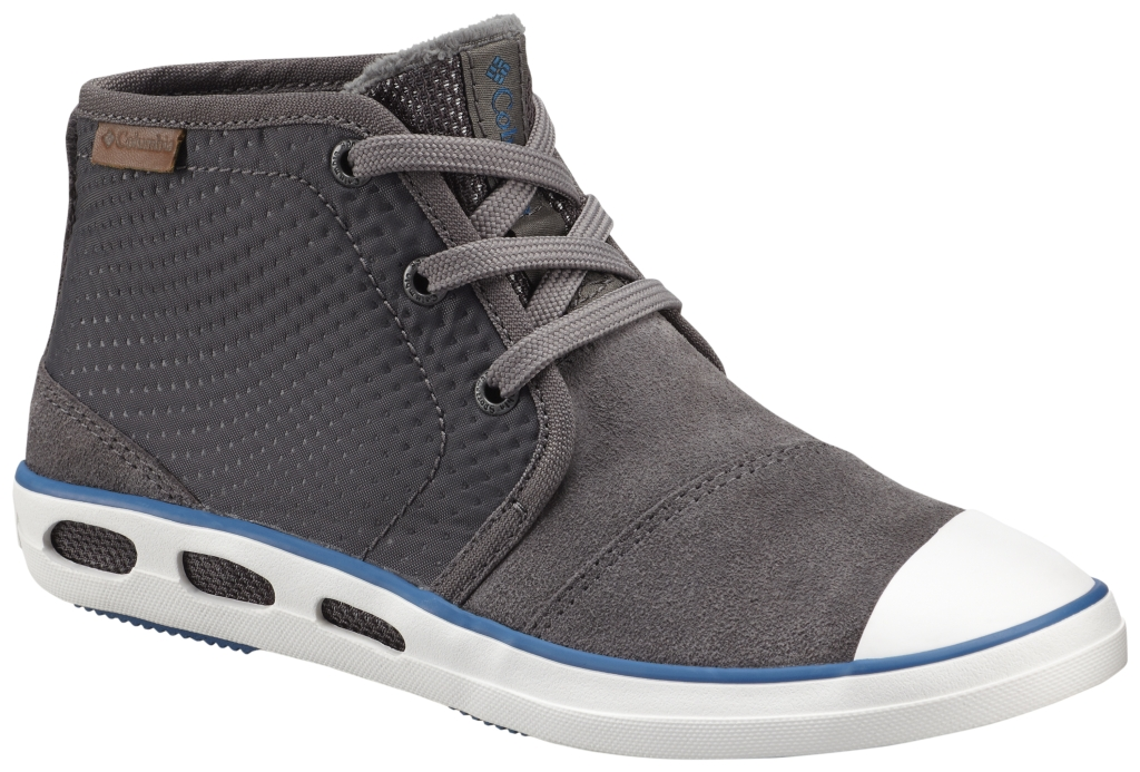 Columbia - Women's Vulc N' Vent Chukka Shale - Jewel - Casual Shoes - US 11