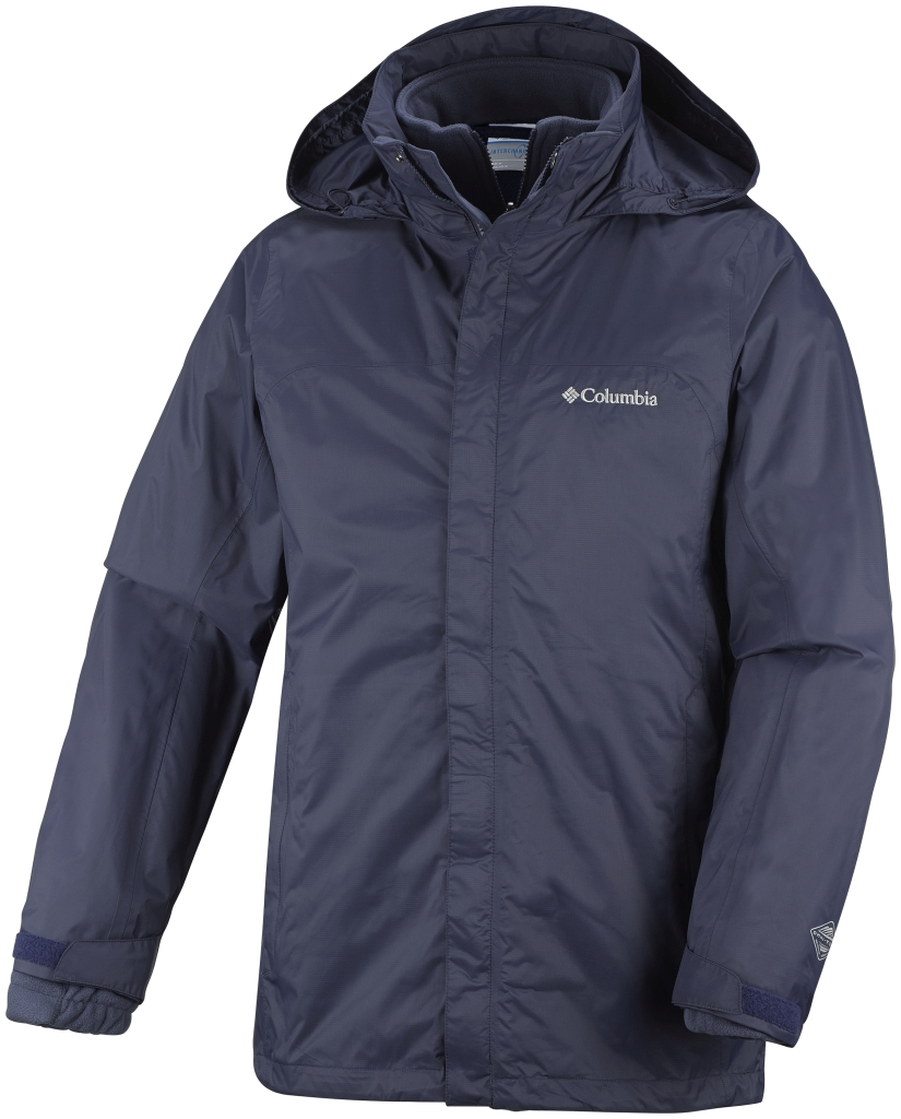 Columbia Men's Mission Air Interchange Jacket Nocturnal Nocturnal-30