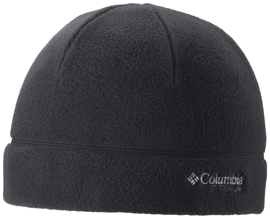 Columbia Titan Pass Fleece Hat Black-30