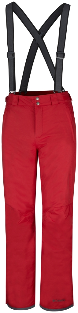 Columbia Men´s Bugaboo OH Suspender Pant Bright Red-30