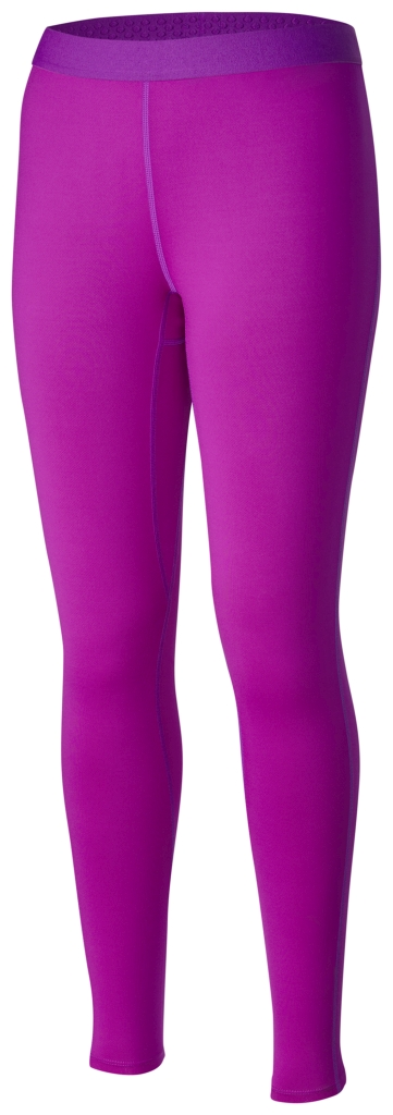 Columbia Women's Midweight Stretch Baselayer Tight Bright Plum-30