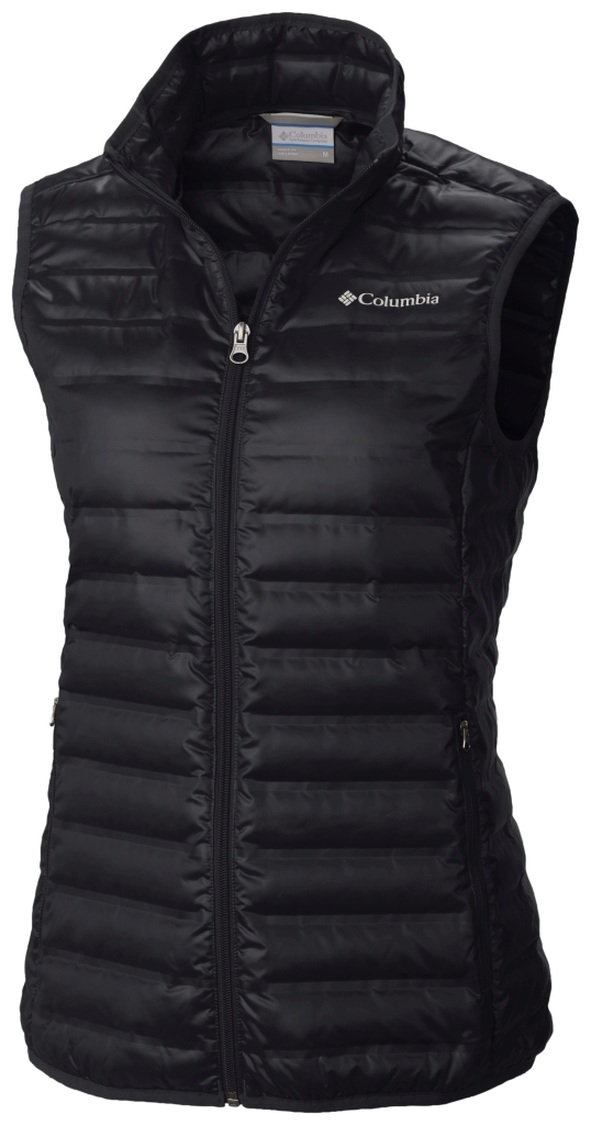 Columbia Flash Forward Daunenweste Für Damen Black-30
