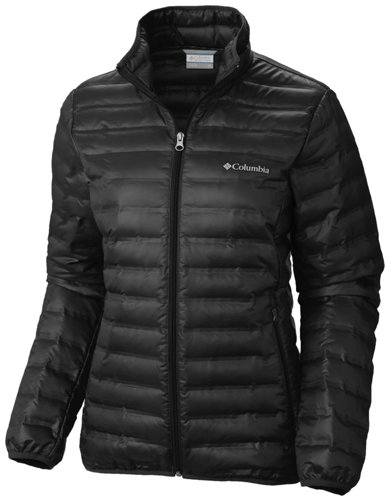 Columbia Women's Flash Forward Down Jacket Black-30