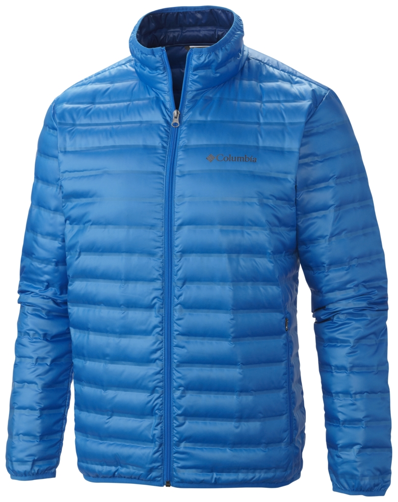 Columbia Men's Flash Forward Down Jacket Hyper Blue-30