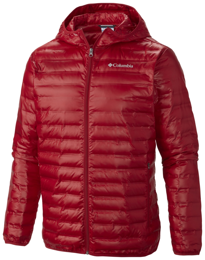 Columbia Men's Flash Forward Down Hooded Jacket Rocket-30