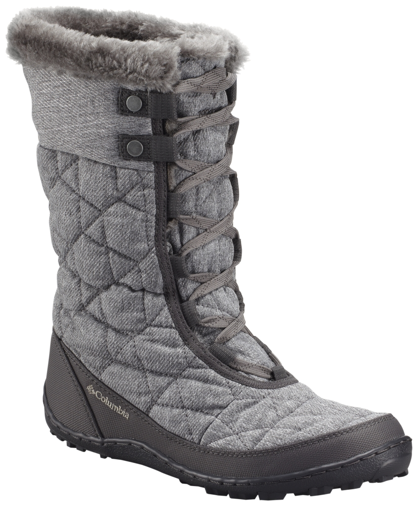 Columbia Women´s Minx Mid Omni-Heat Twill Boot 7 Quarry Jewel-30