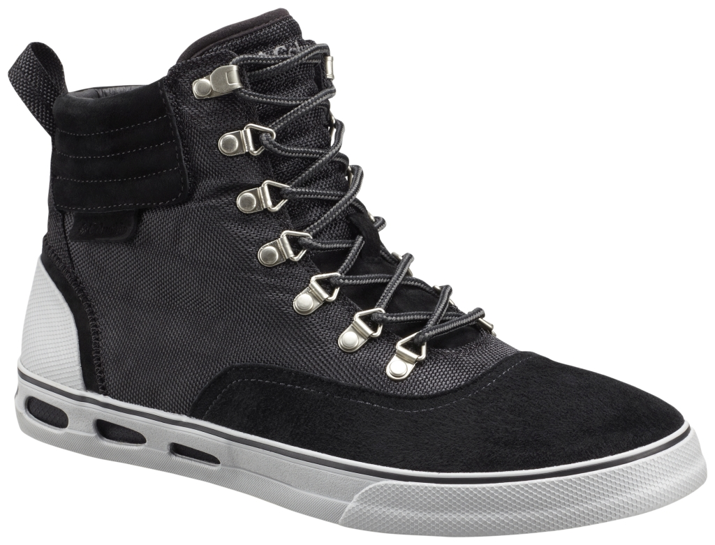 Columbia Men´s Vulc N Vent North Dome Black Light Grey-30