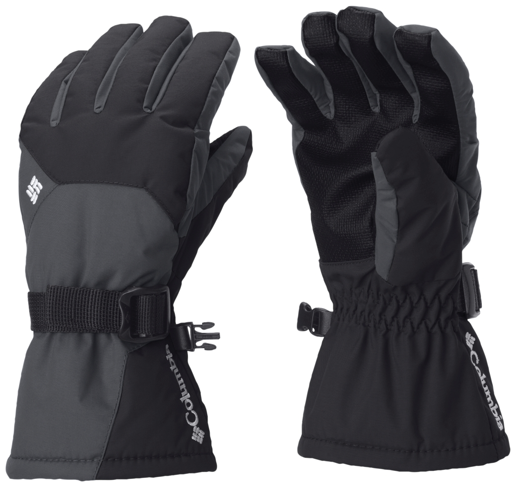 Columbia Youth Whirlibird Glove Black-30
