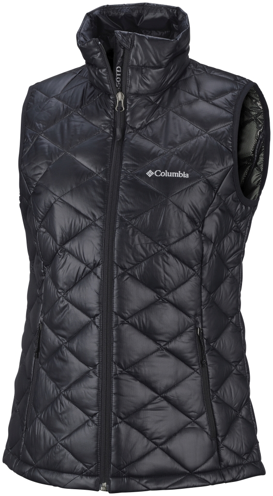 Columbia Women´s Trask Mountain 650 TurboDown Vest Black-30