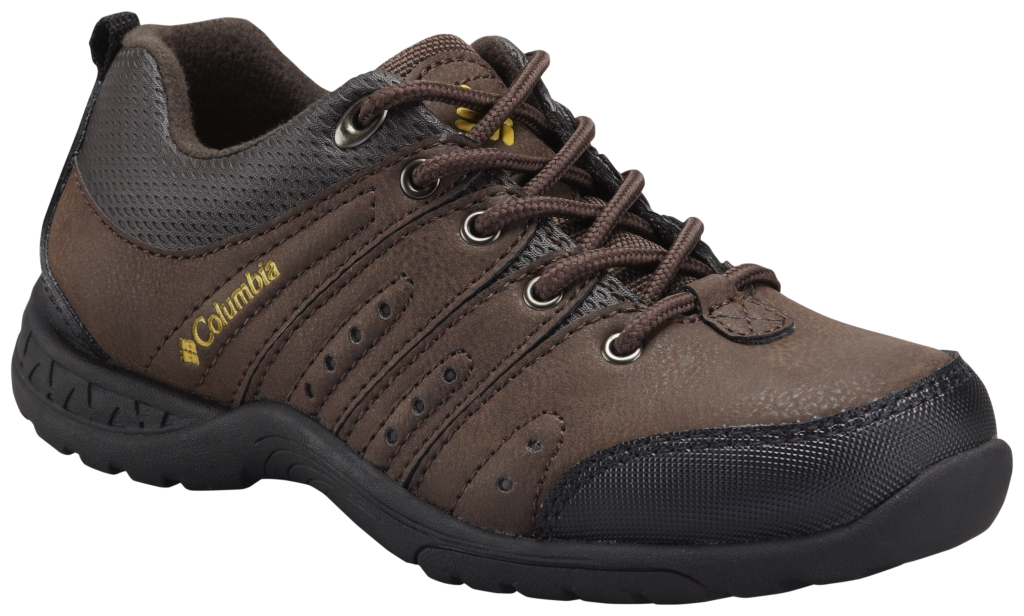 Columbia - Youth Adventurer Mud - Hiking Shoes -