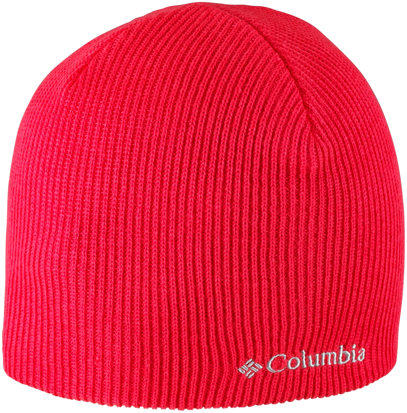Columbia Whirlibird Watch Cap Beanie Red Camellia-30
