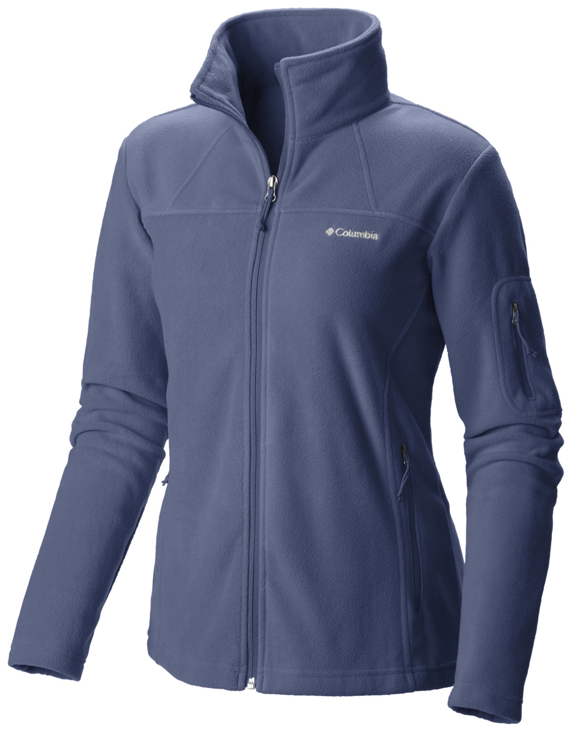 Columbia Women's Fast Trek II Jacket Bluebell-30