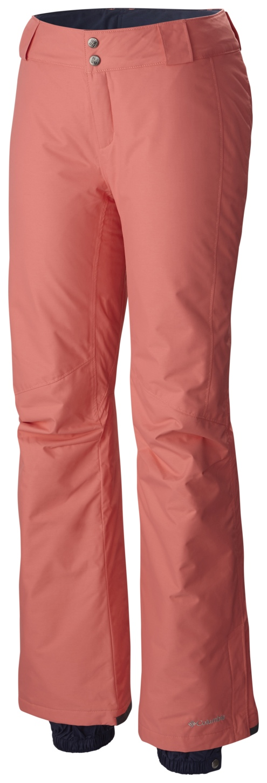 Columbia Women's Bugaboo Ski Trousers Hot Coral-30