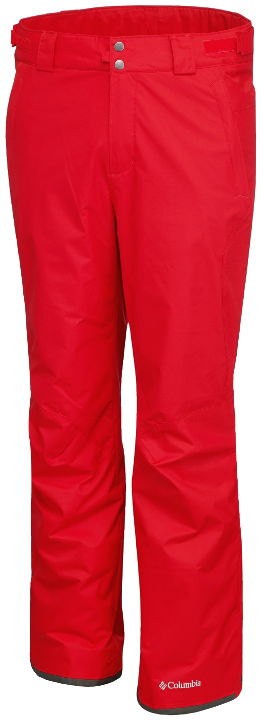 Columbia Men's Bugaboo II Ski Trousers Mountain Red-30
