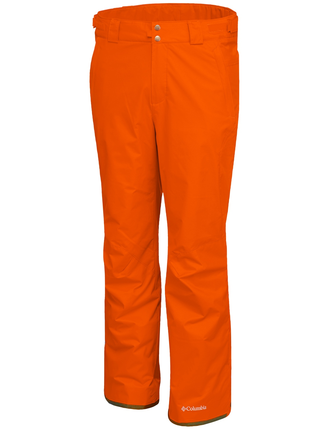 Columbia Men's Bugaboo II Ski Trousers Tangy Orange-30