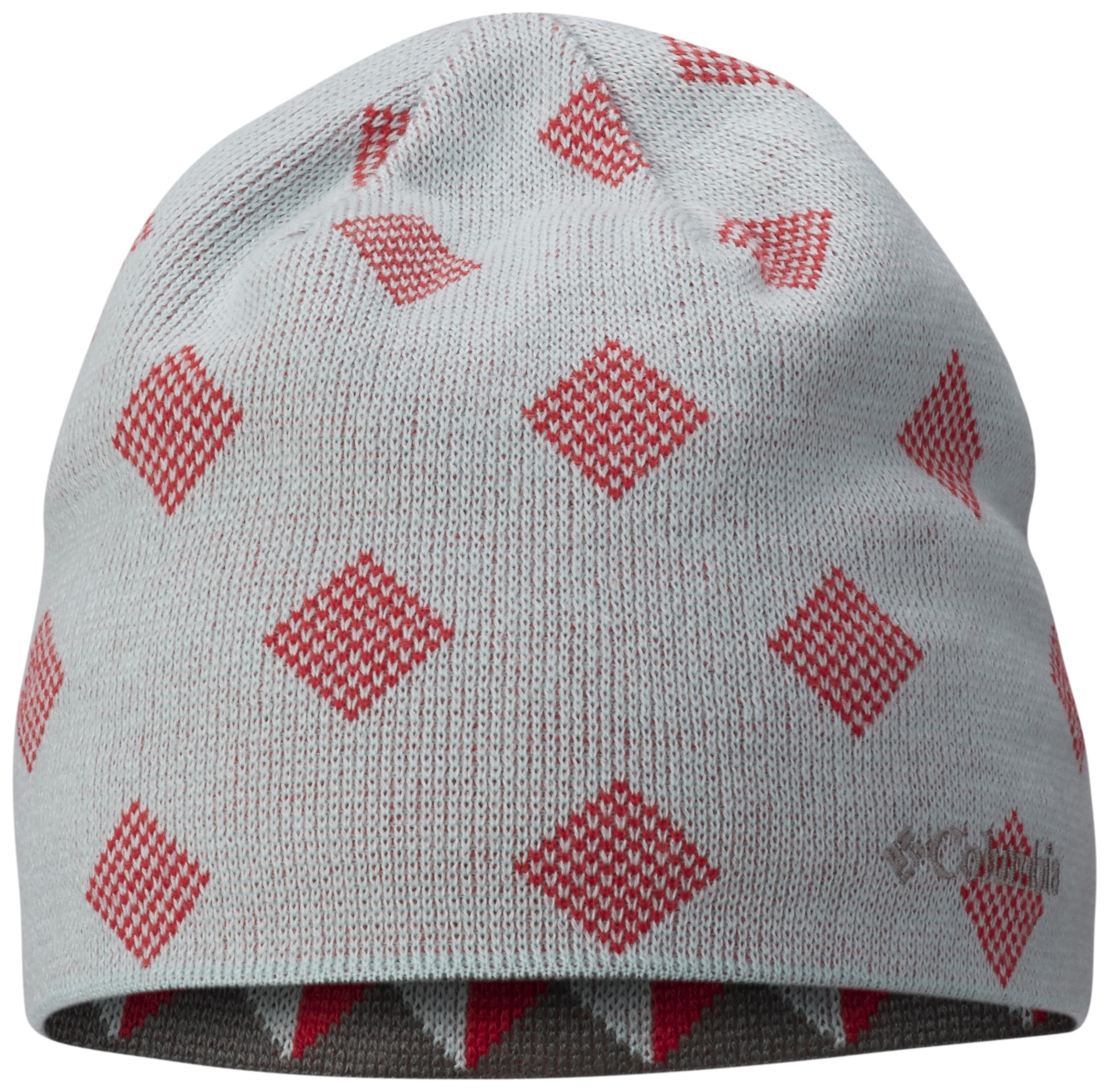 Columbia Unisex Urbanization Mix Beanie Red Camellia Diamond-30
