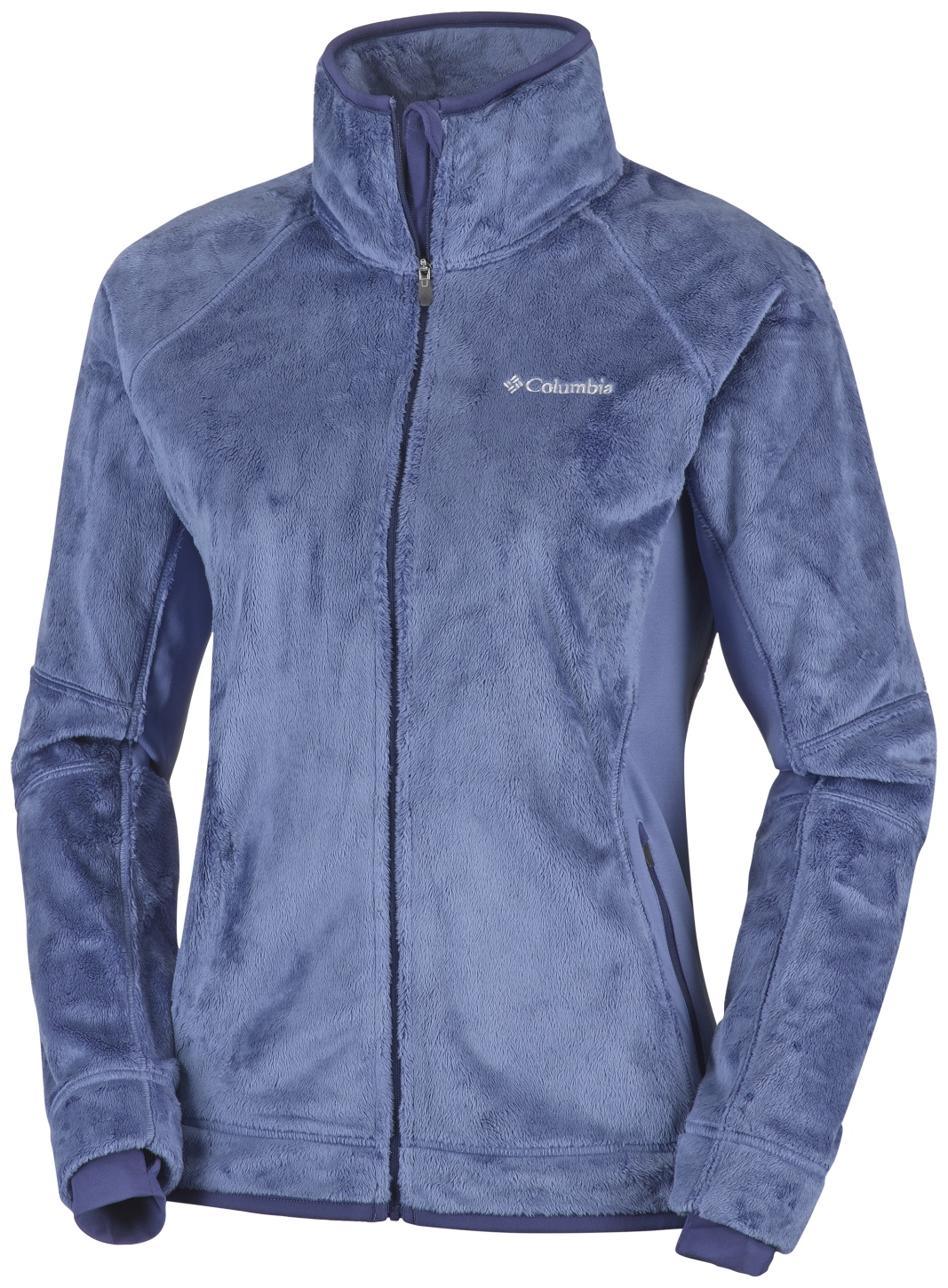 Columbia Women's Pearl Plush II Fleece Bluebell-30