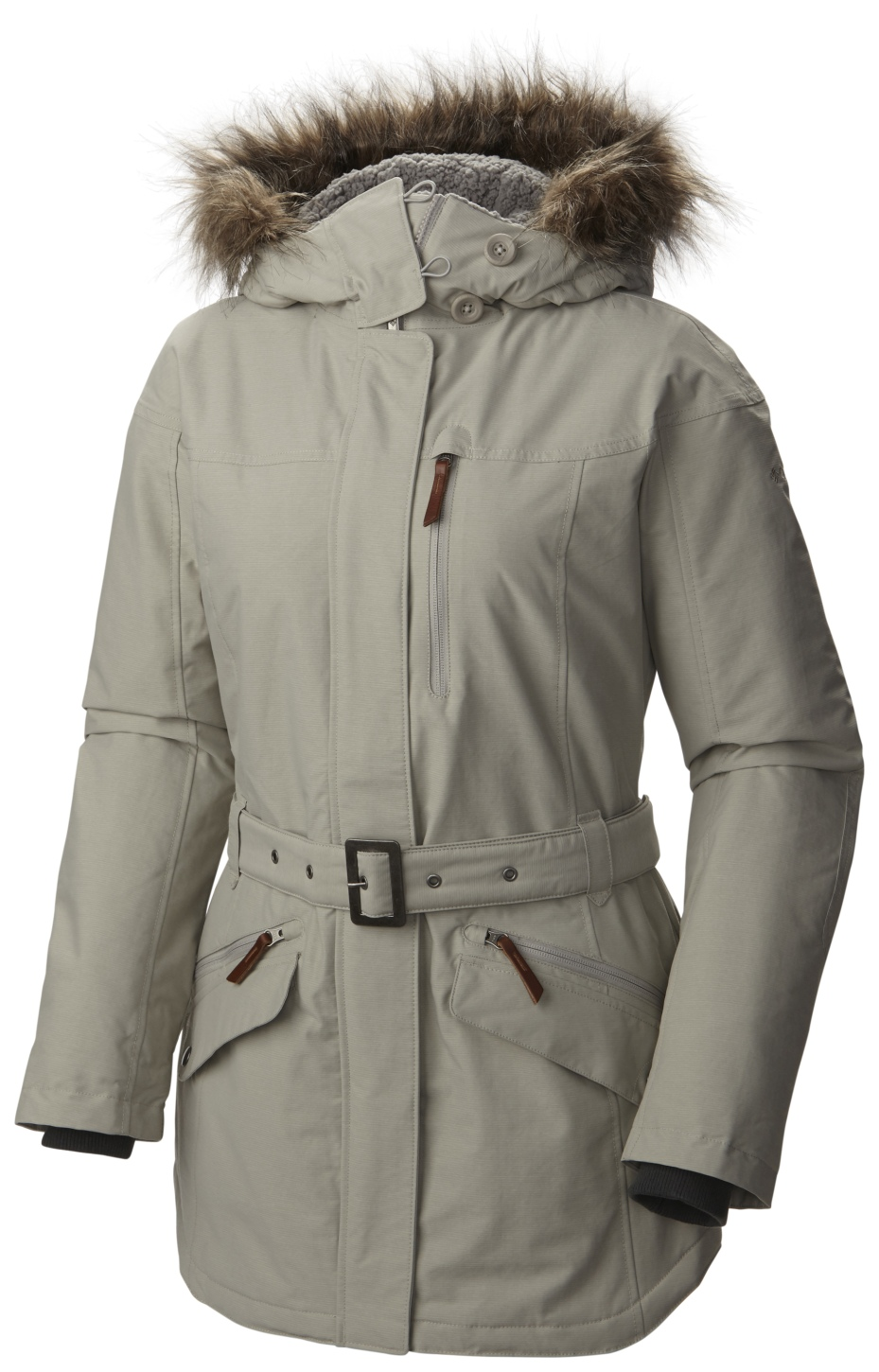 Columbia Women's Carson Pass II Jacket Flint Grey-30