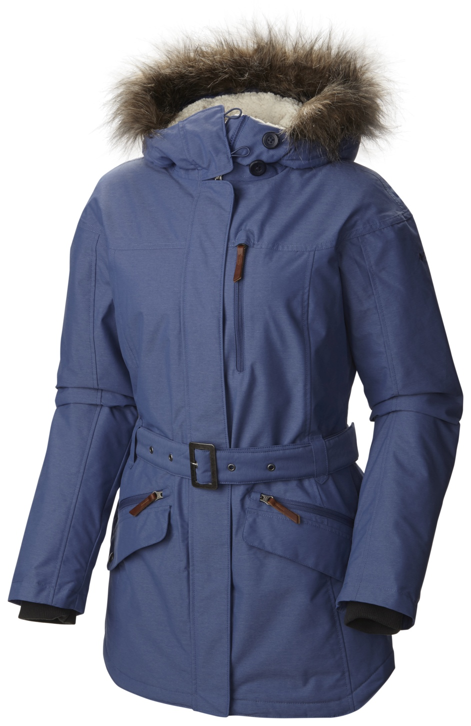 Columbia Women's Carson Pass II Jacket Bluebell-30