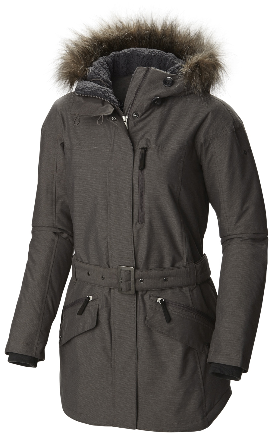 Columbia Women's Carson Pass II Jacket Mineshaft-30