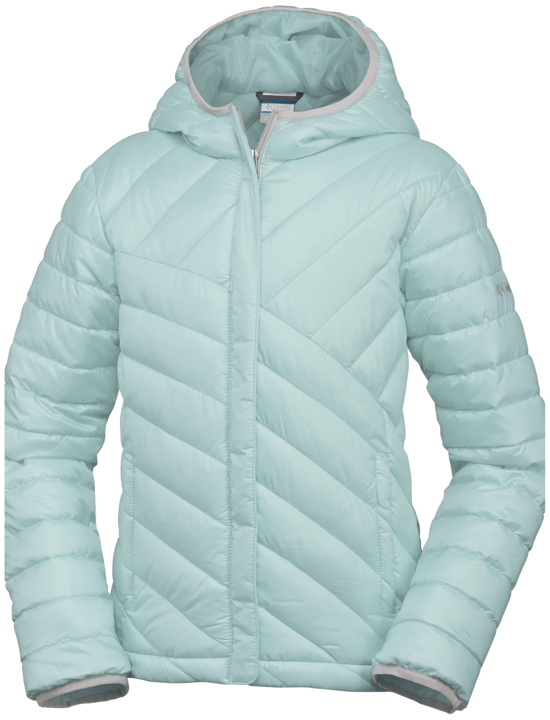Columbia Girls' Powder Lite Puffer Jacket Spray-30
