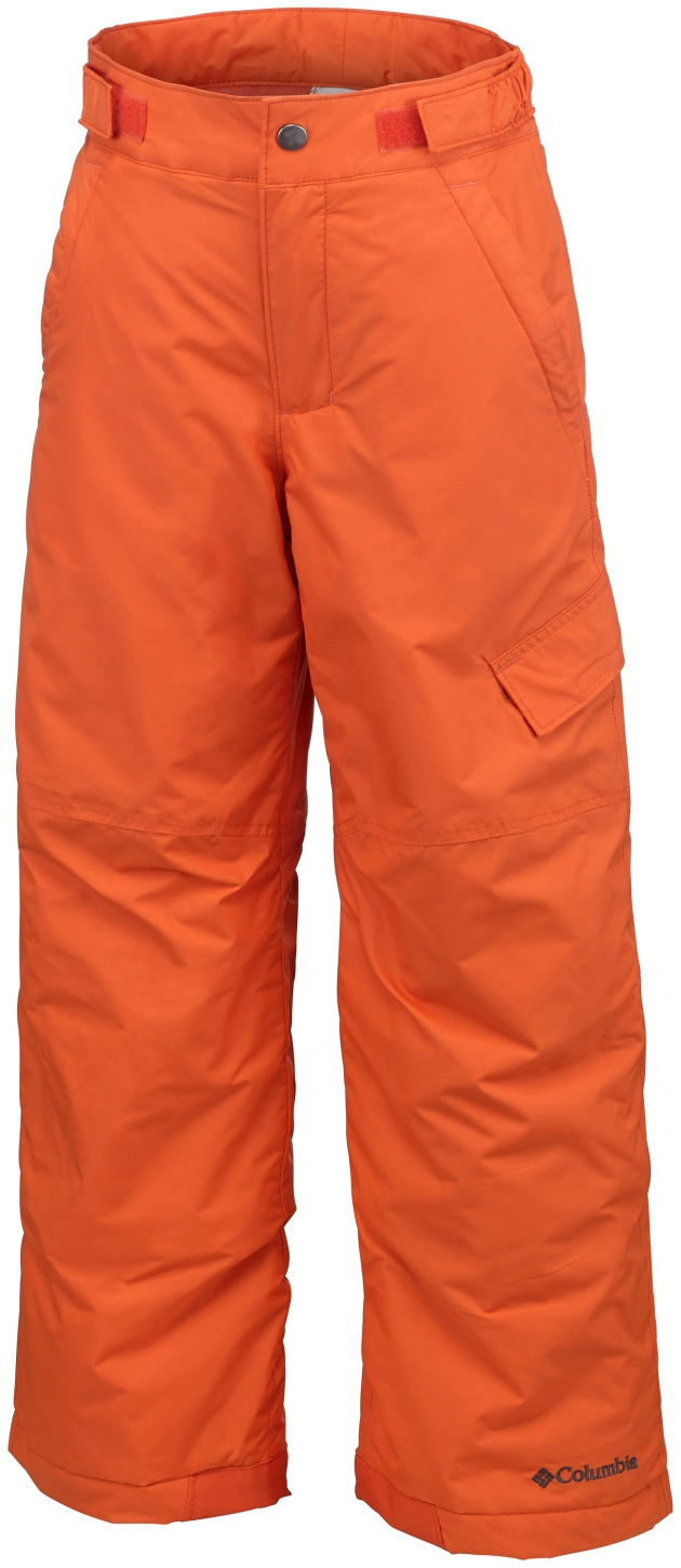 Columbia Boys' Ice Slope II Trousers Tangy Orange-30