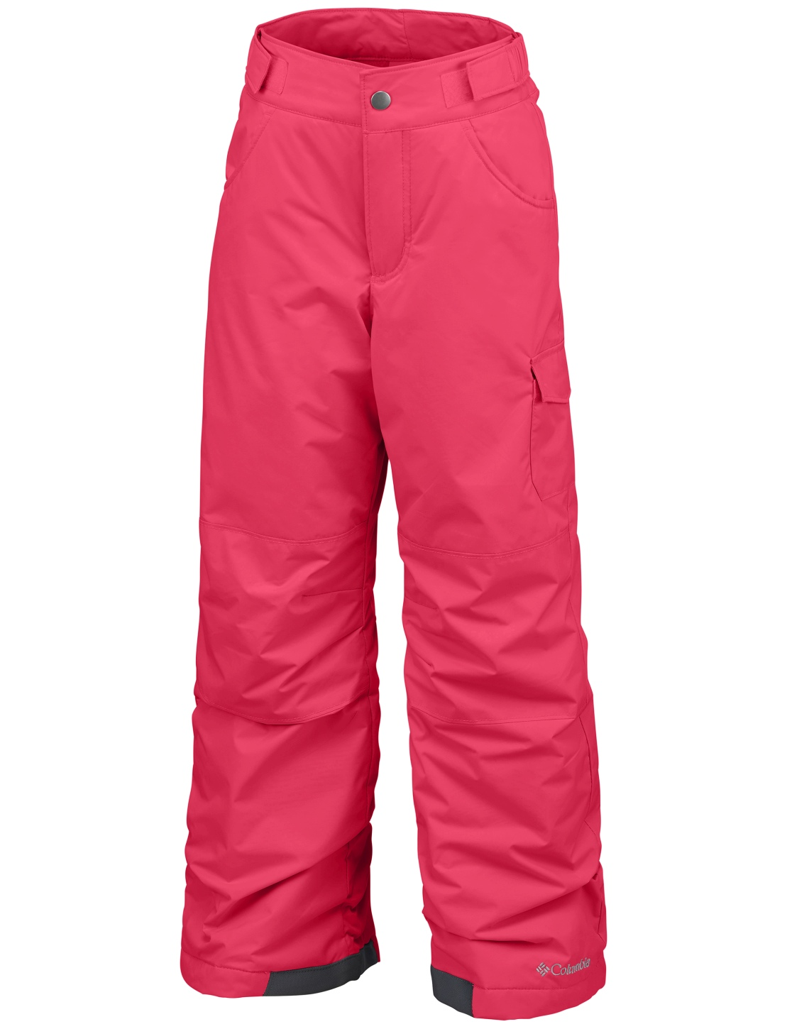 Columbia Starchaser Peak II Hose Mädchen Red Camellia-30