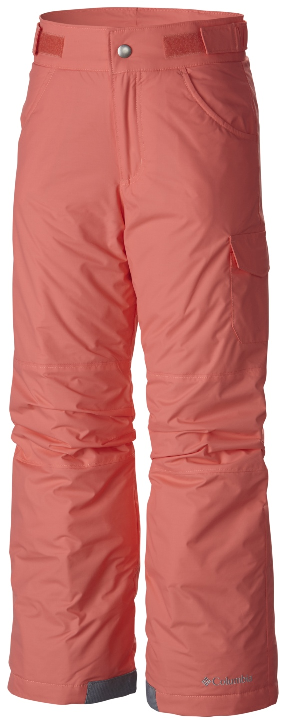 Columbia Girls' Starchaser Peak II Trousers Hot Coral-30
