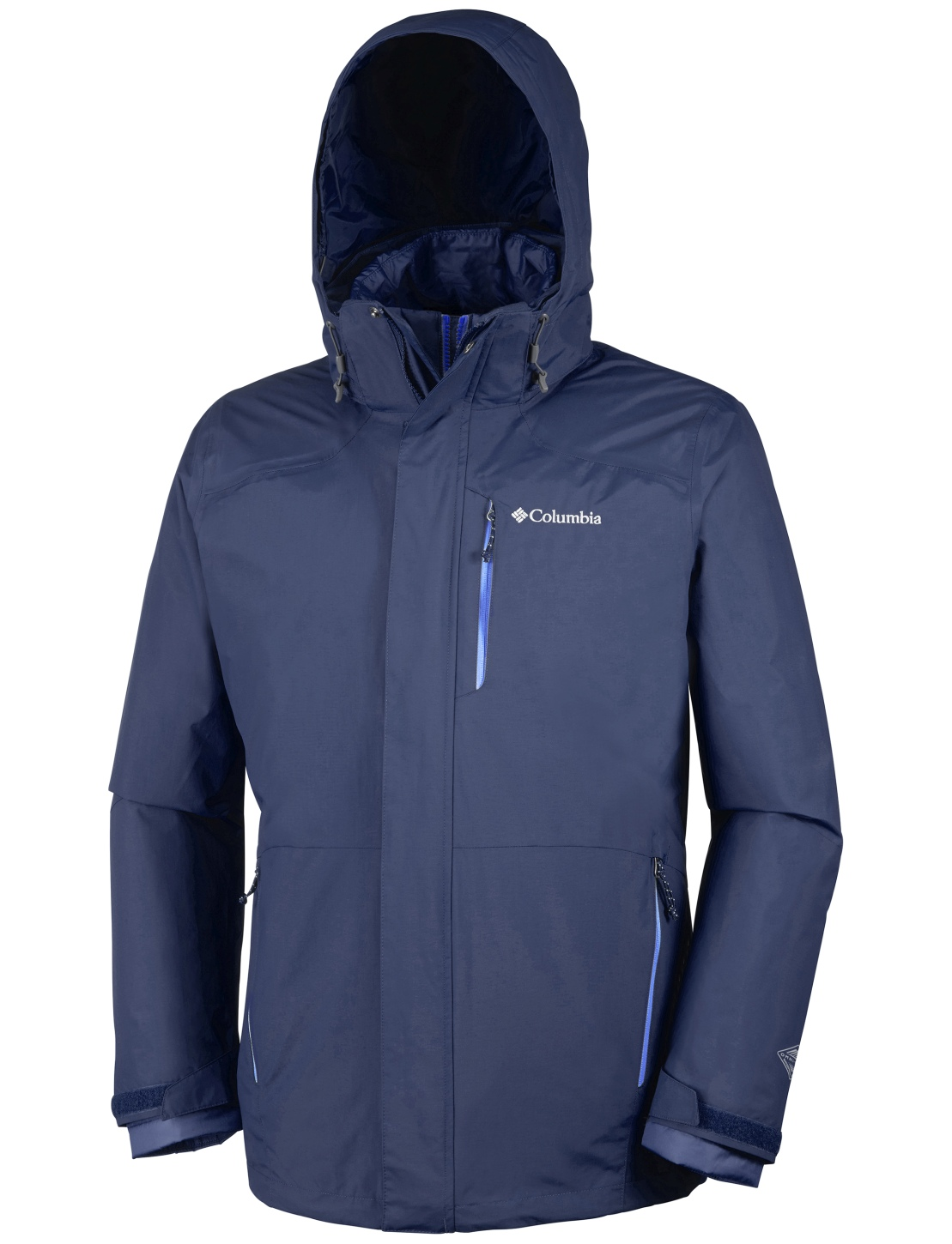 Columbia Variable Ski-Jacke Element Blocker für Männer Collegiate Navy-30