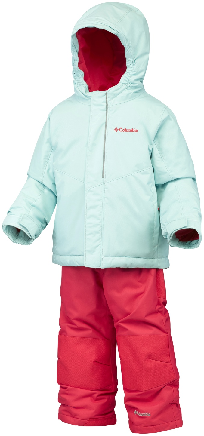 Columbia Toddlers' Buga Snow Set Spray-30