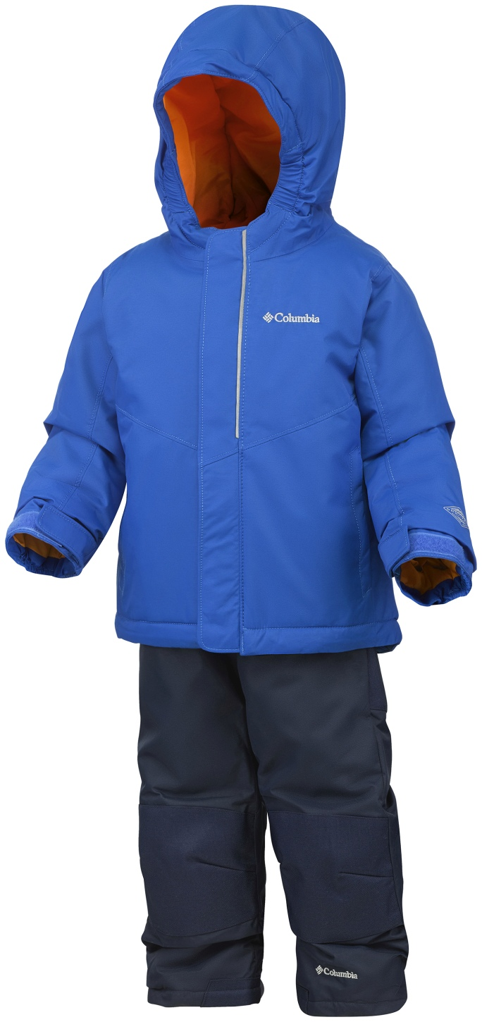 Columbia Toddlers' Buga Snow Set Super Blue-30