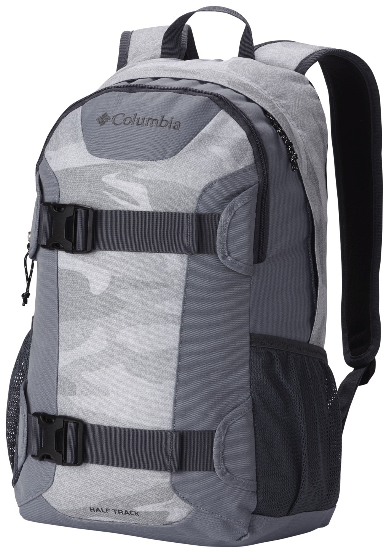Columbia Half Track Daypack Tradewinds Grey Camo Print-30