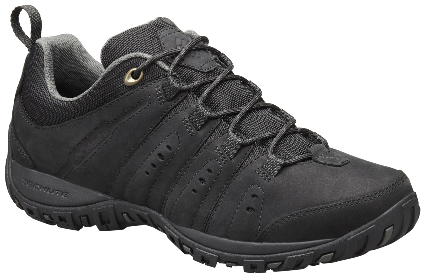 Columbia Men's Peakfreak Nomad Plus Shoes Black, Grill-30
