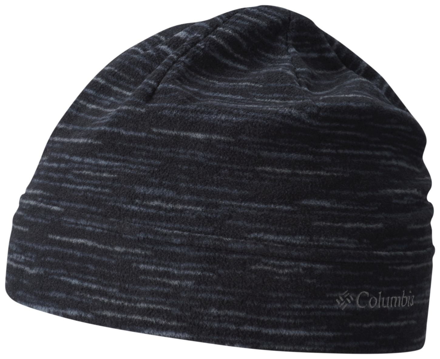 Columbia Glacial Fleece Hat Black Strata-30