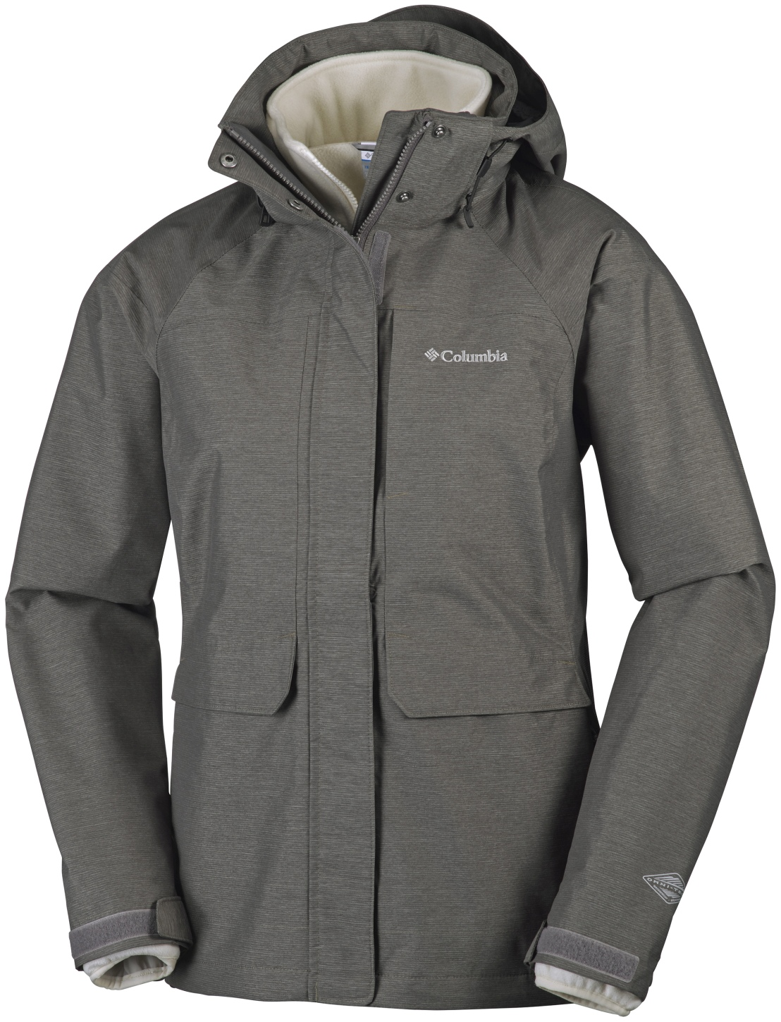 Columbia Mystic Pines Variable Ski-Jacke für Damen Mineshaft Cross Dye-30