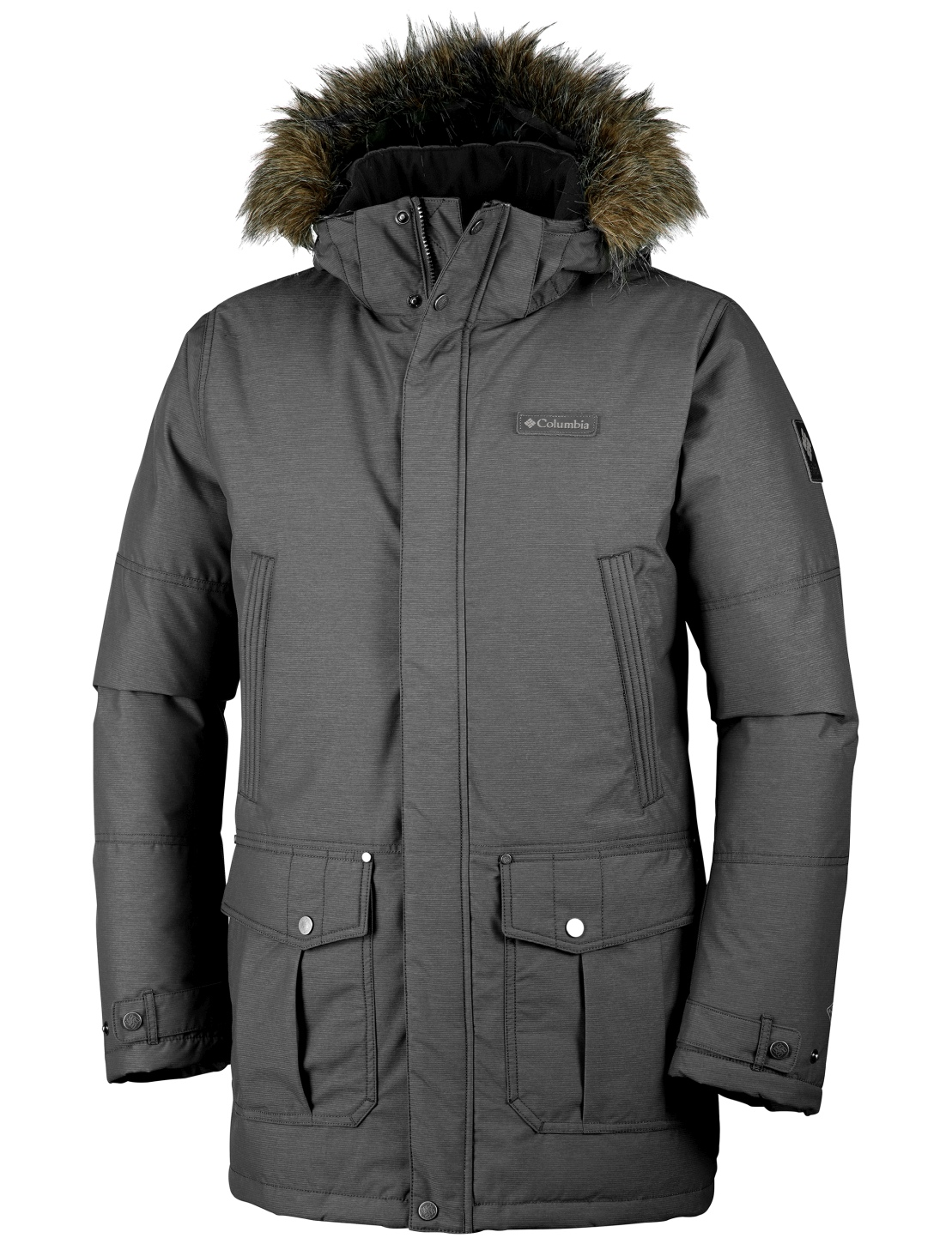 Columbia Men's Timberline Ridge Jacket Black-30