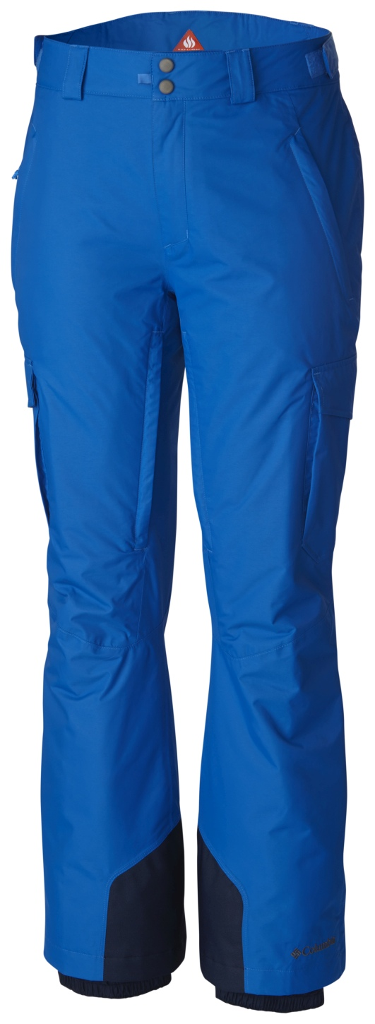 Columbia Men's Ski Winter Way Ski Trousers Super Blue-30