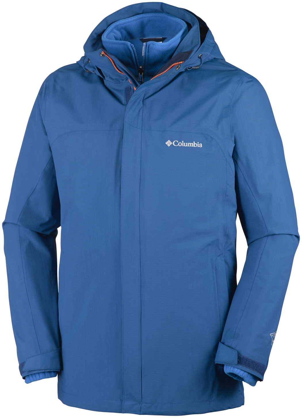 Columbia Mission Air Variable Jacke für Herren Marine Blue-30