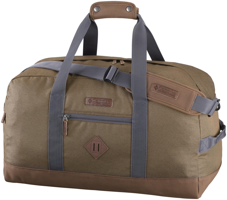 Columbia Classic Outdoor 30L Duffel Bag Delta Heather, Graphite-30
