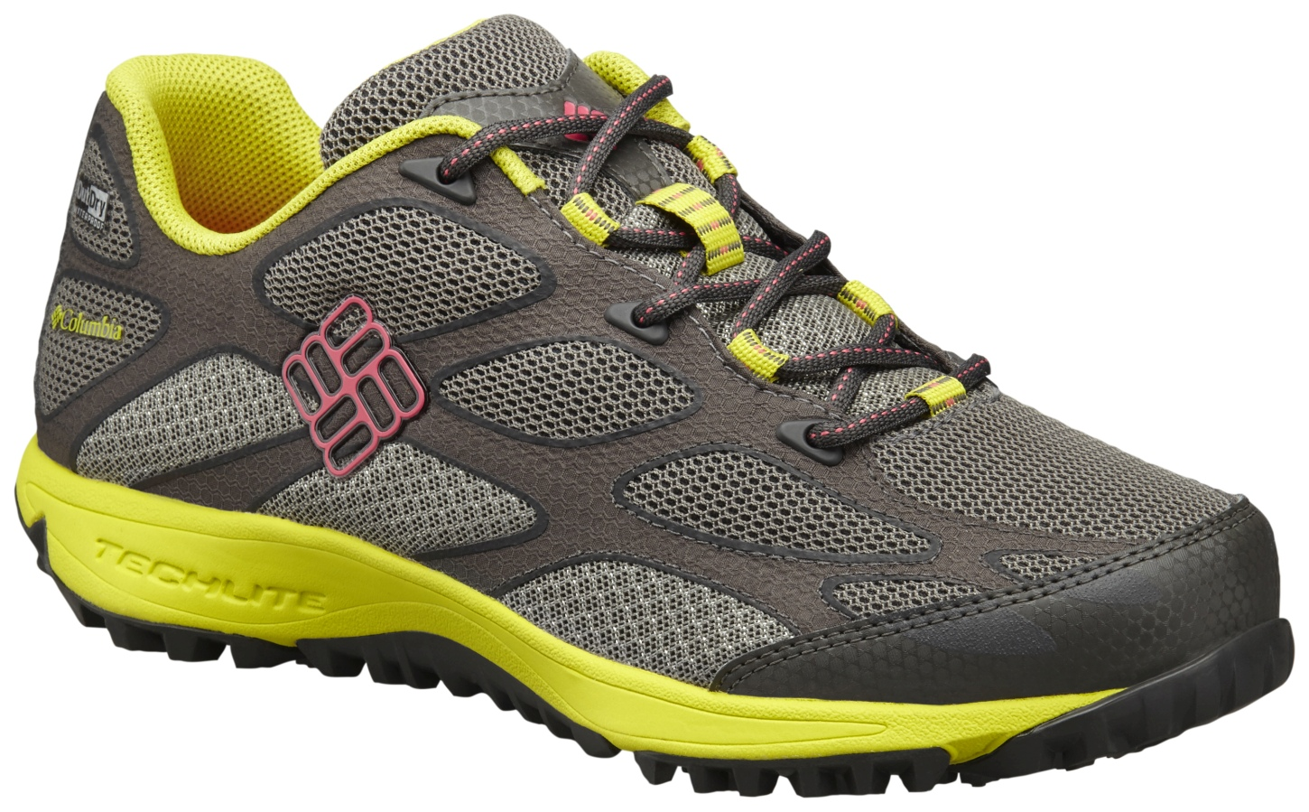 Columbia Women's Conspiracy IV Outdry® Trail Shoes Dark Fog, Afterglow-30