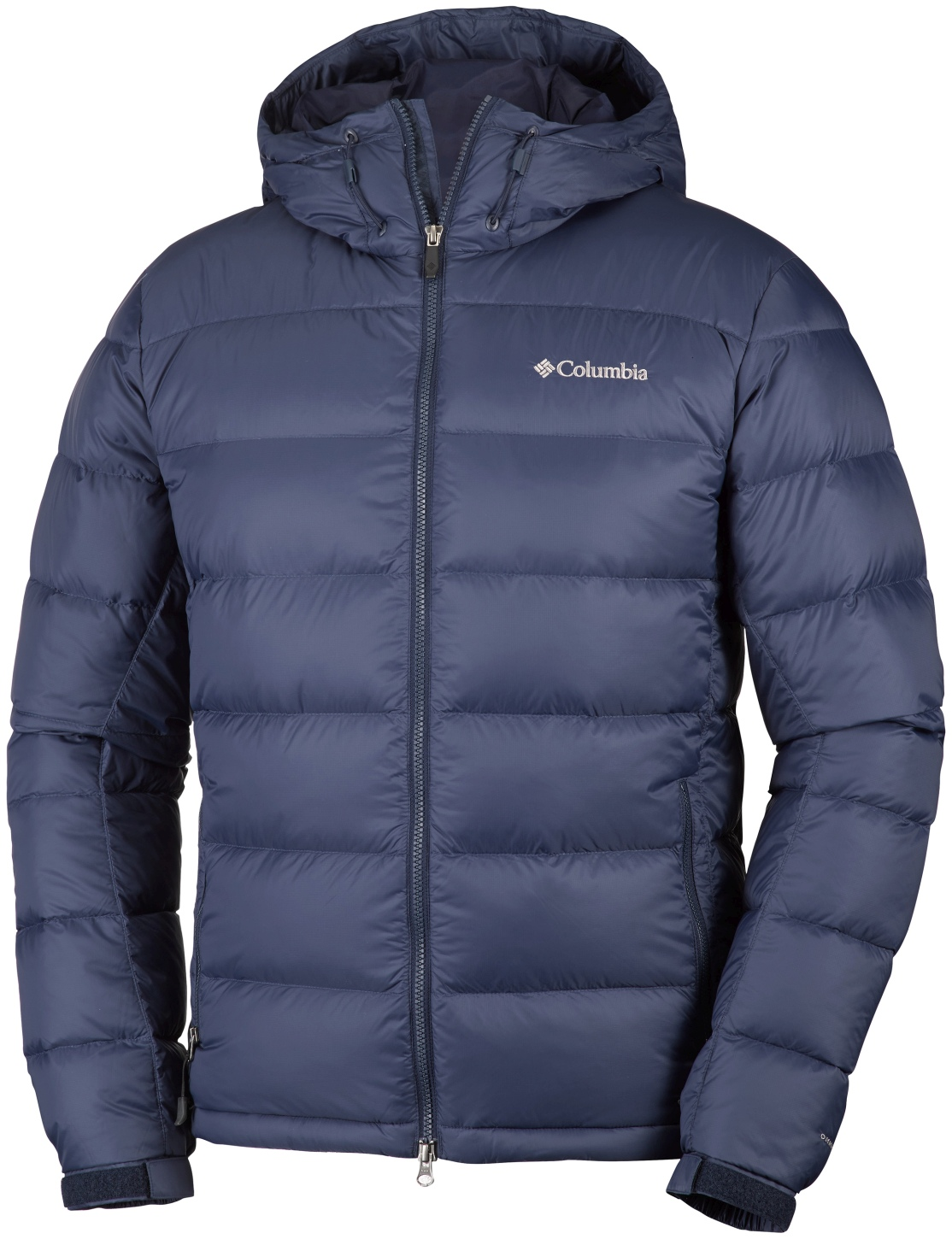 Columbia Men's Quantum Voyage Hooded Jacket Collegiate Navy-30