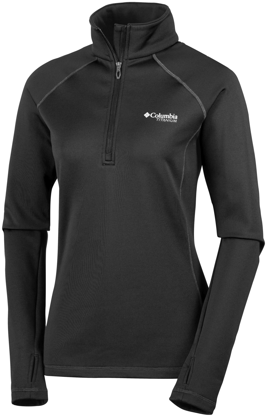 Columbia Women's Northern Ground HZ Fleece Black-30