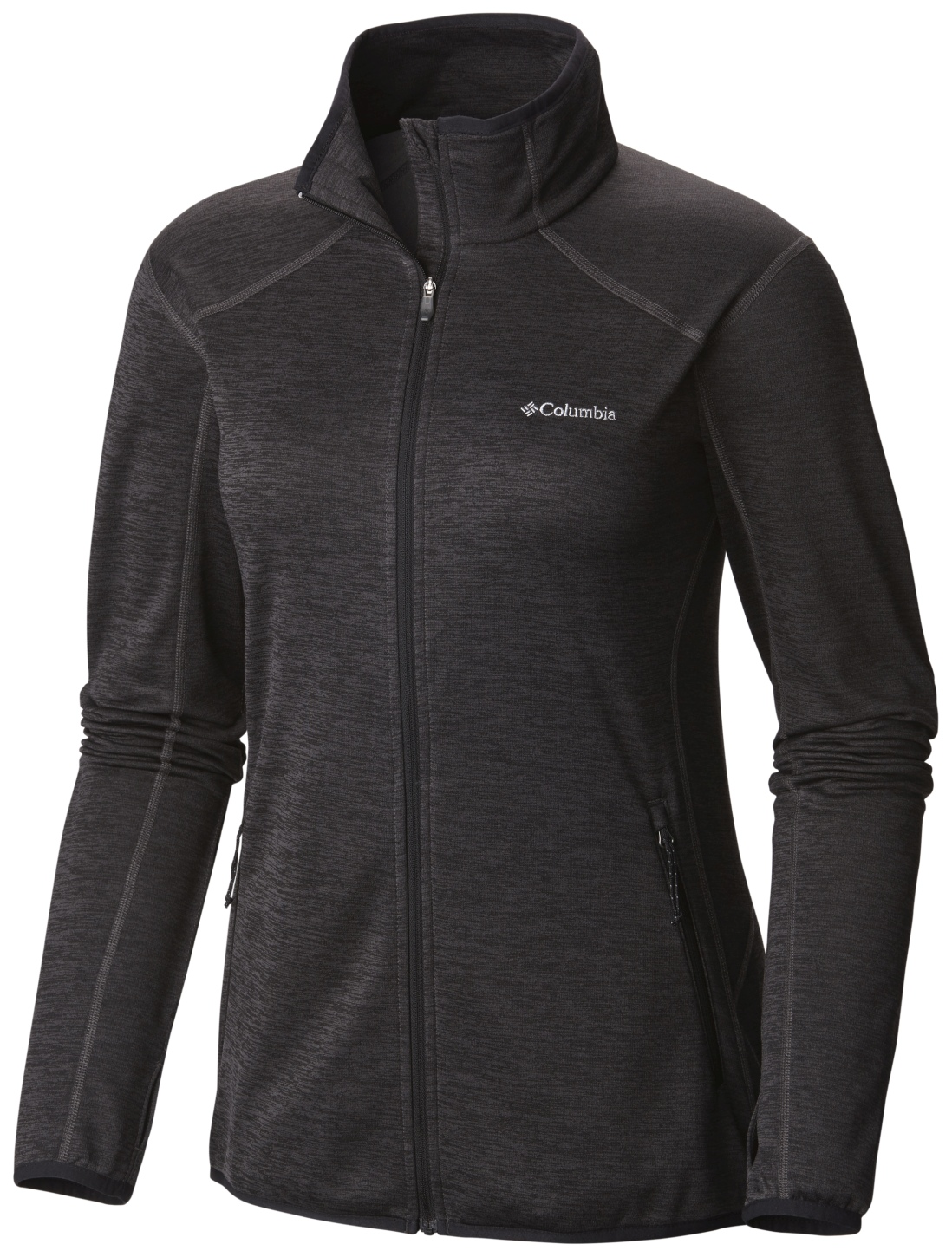 Columbia Women's Sapphire Trail Full Zip Fleece Shark-30