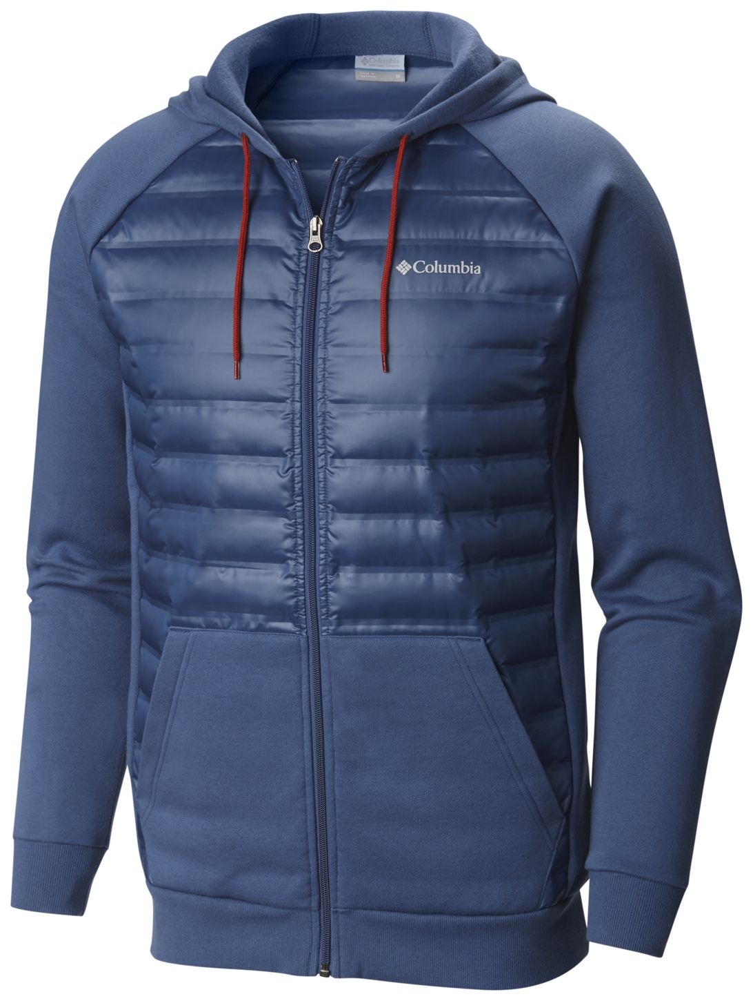 Columbia Northern Comfort Kapuzenpulli für Herren Night Tide-30