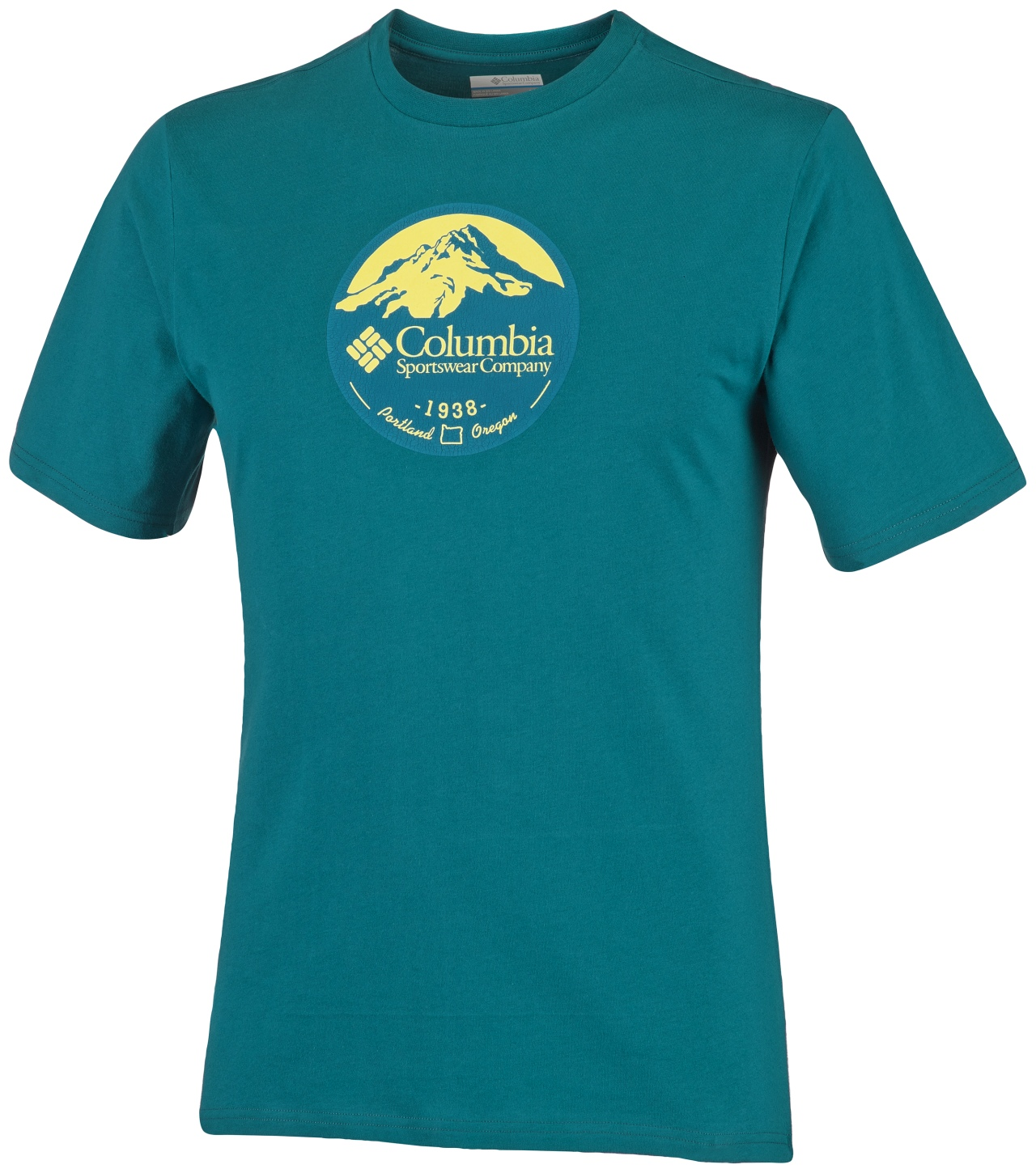 Columbia Men's CSC Pioneer Peak II Short Sleeve Deep Water-30