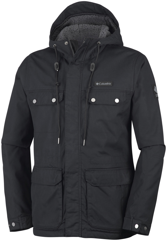 Columbia Men's Colburn Crest Jacket Black-30