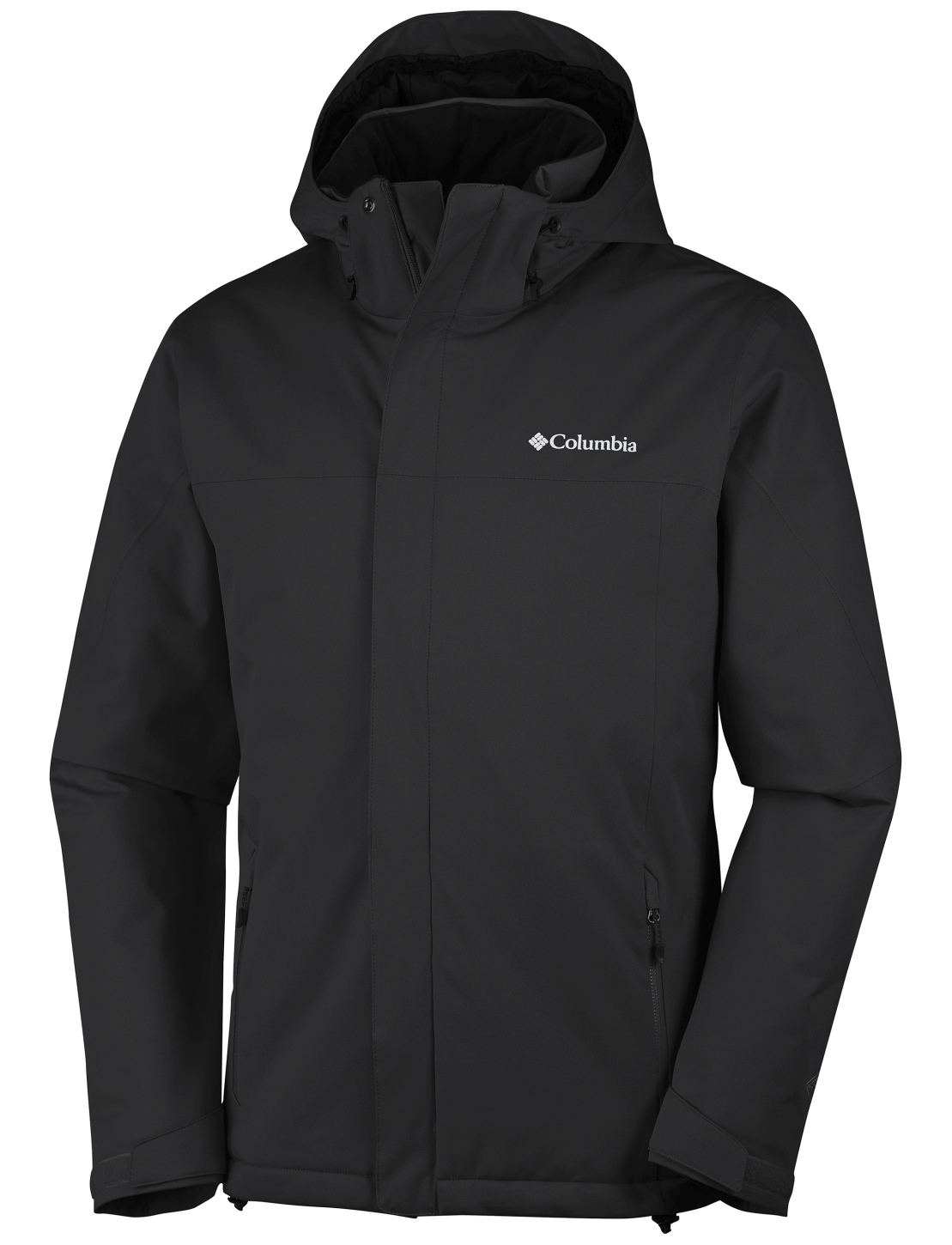 Columbia Men's Everett Mountain Jacket Black-30