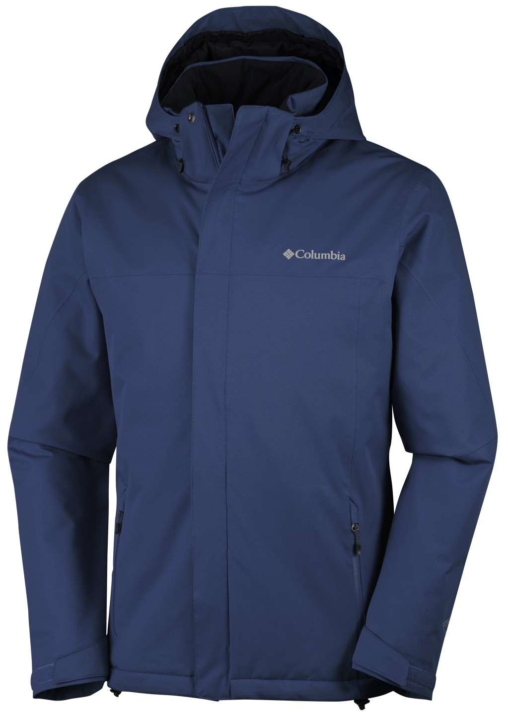 Columbia Men's Everett Mountain Jacket Collegiate Navy-30