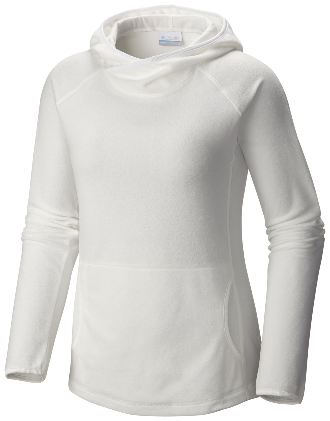 Columbia Women's Glacial Fleece IV Hoodie Sea Salt-30