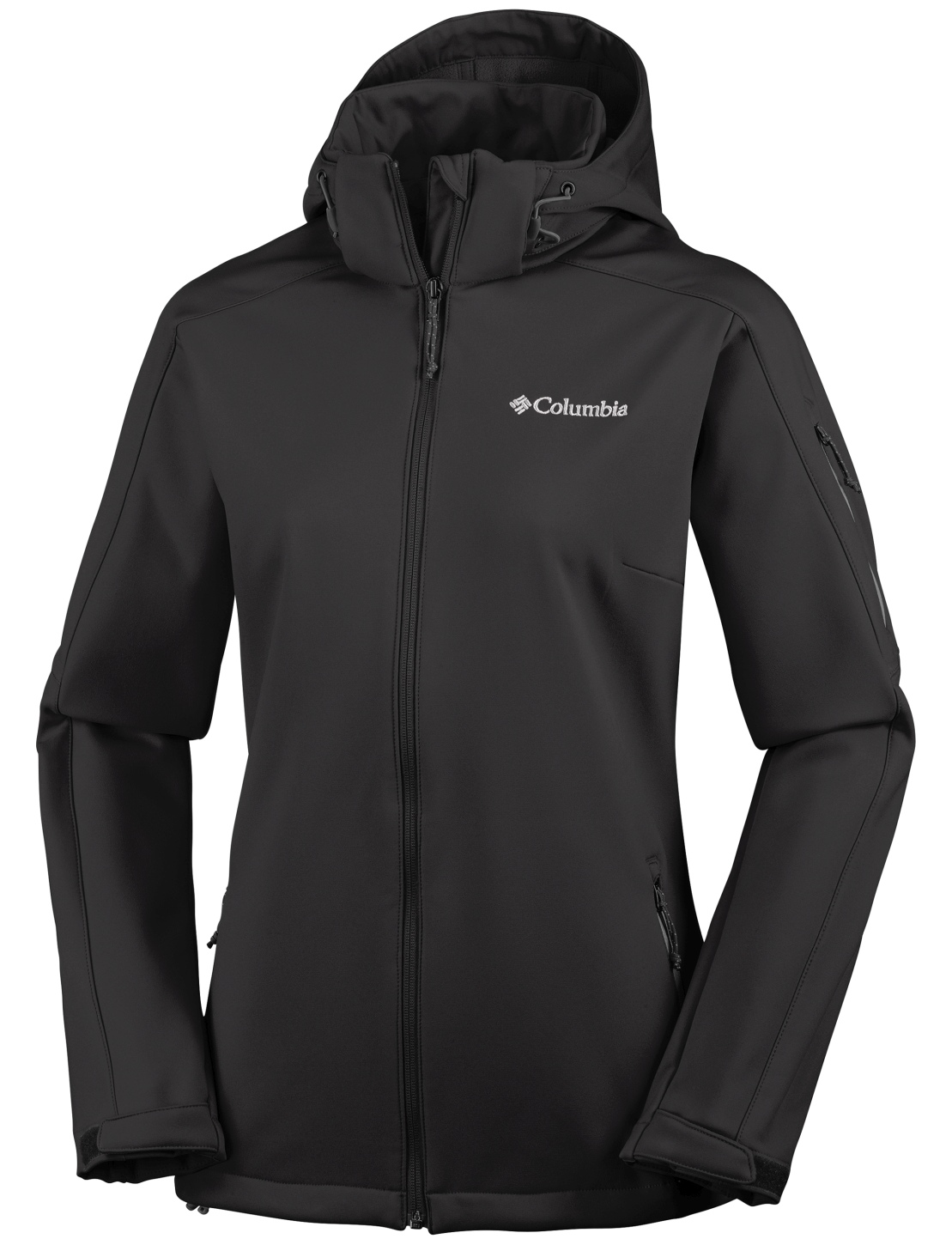 Columbia Women's Cascade Ridge Jacket Black-30
